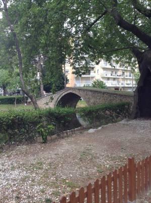 Η γέφυρα στο Κυπρί
