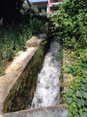 Στο υπαίθριο μουσείο νερού